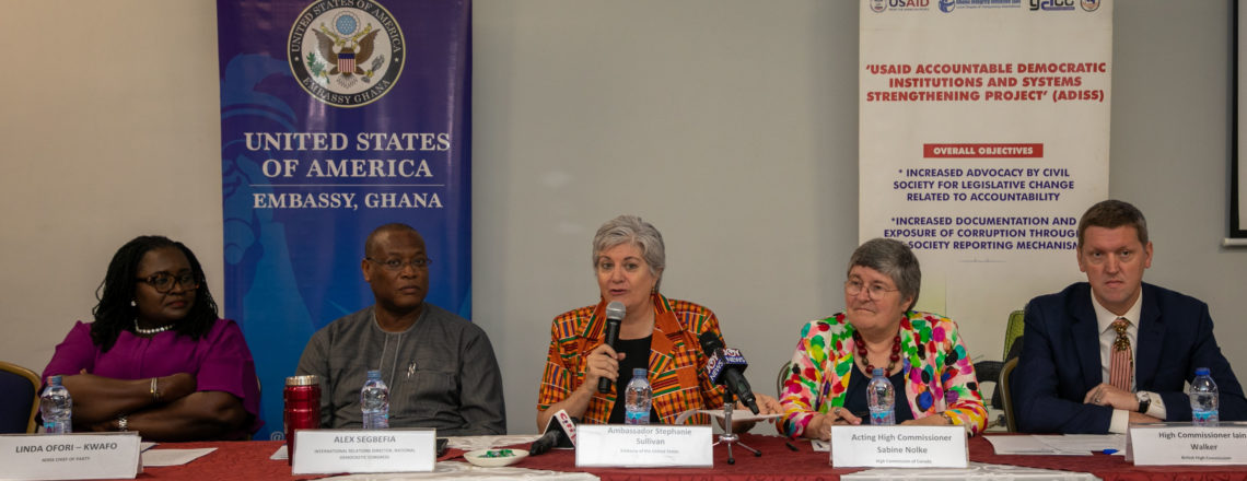 United States and Ghana Partner to Observe International Anti-Corruption Day