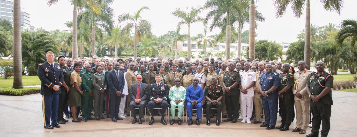 Africa Endeavor 2019 – Remarks by Chargé D'Affaires Christopher Lamora