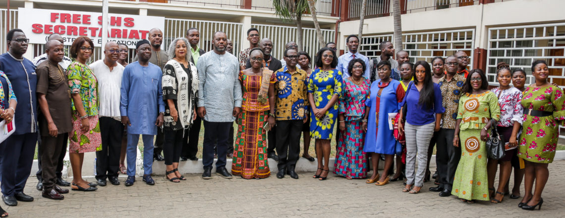 United States of America and Ghana Partner to Improve Early Education Reading Skills