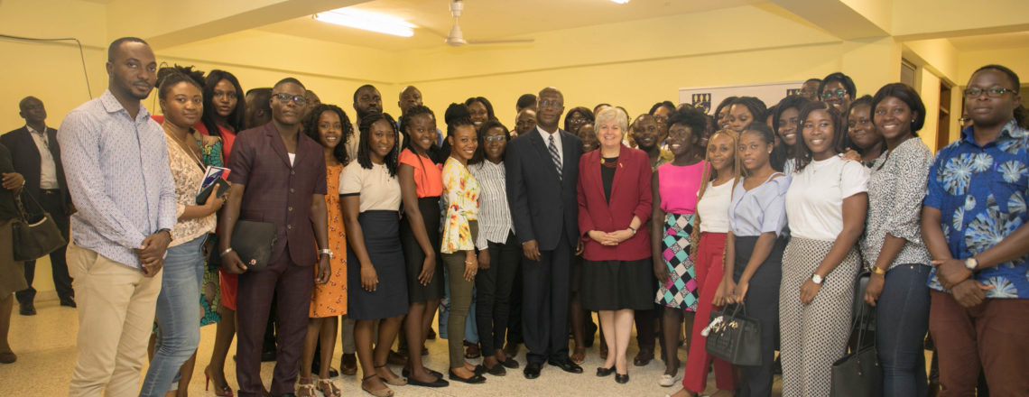 LECIAD Guest Seminar Series Program – Ambassador Sullivan's Remarks