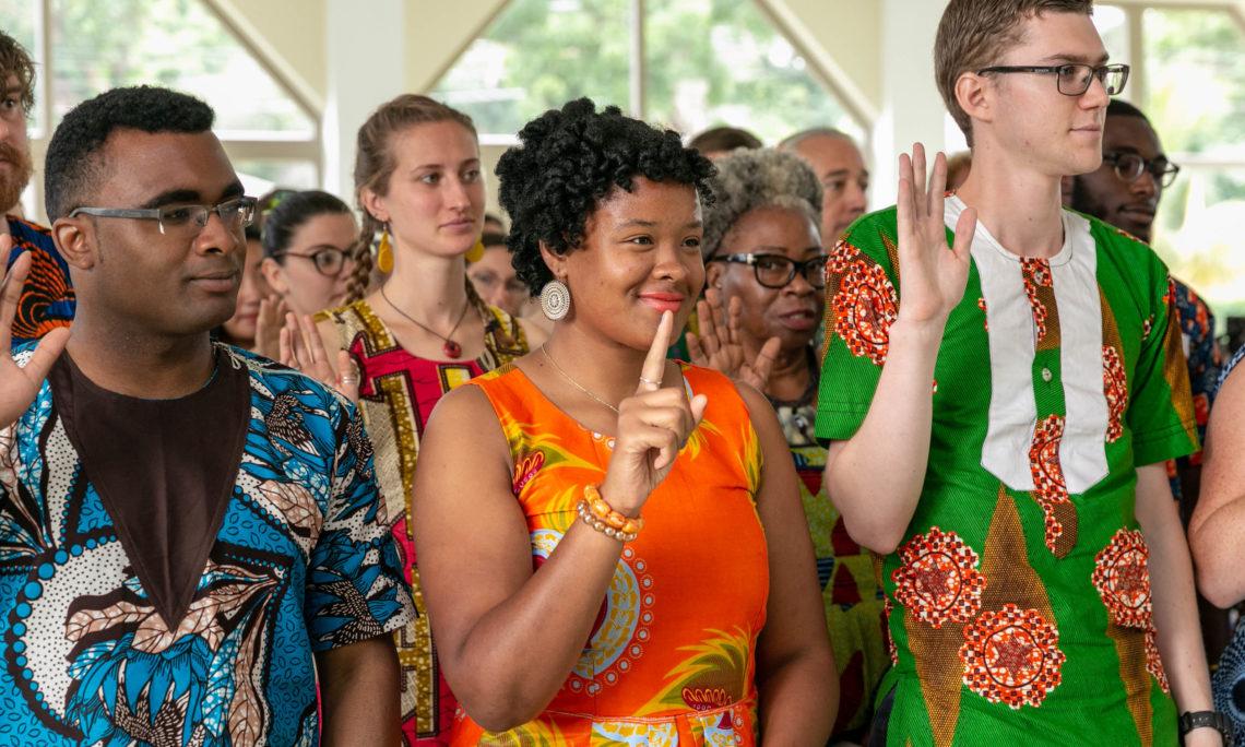 Peace Corps Ghana Swears in 33 Education Volunteers | U S