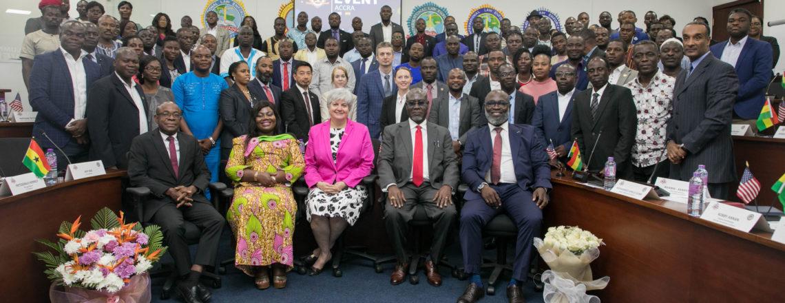 INL/AME Alumni Event -Remarks by Ambassador Stephanie Sullivan