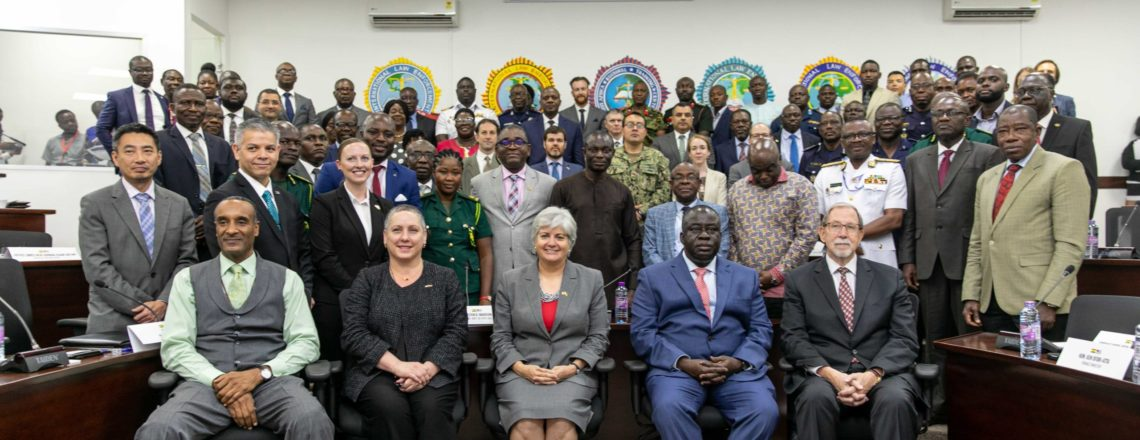 U.S. and Ghana Partner to Build Capable and Resilient Security and Justice Sector