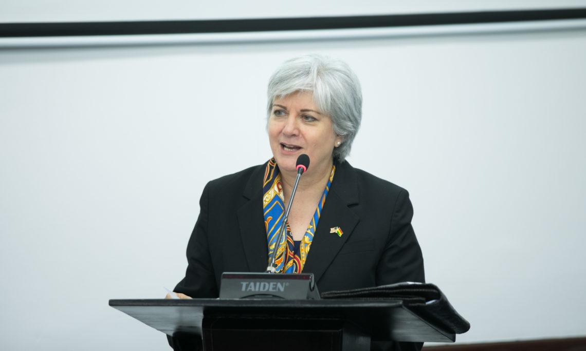 USA and Ghana Host 5th Security Governance Initiative