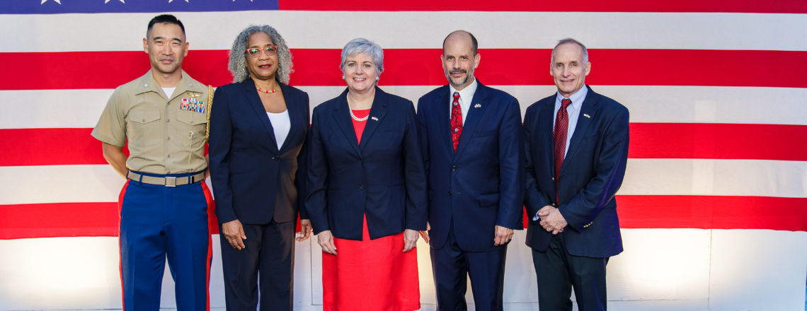 Amb. Stephanie S. Sullivan's Remarks at the 243rd Independence Day Reception