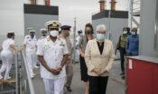 """USS Hershel """"Woody"""" Williams Visit to Ghana-33"""