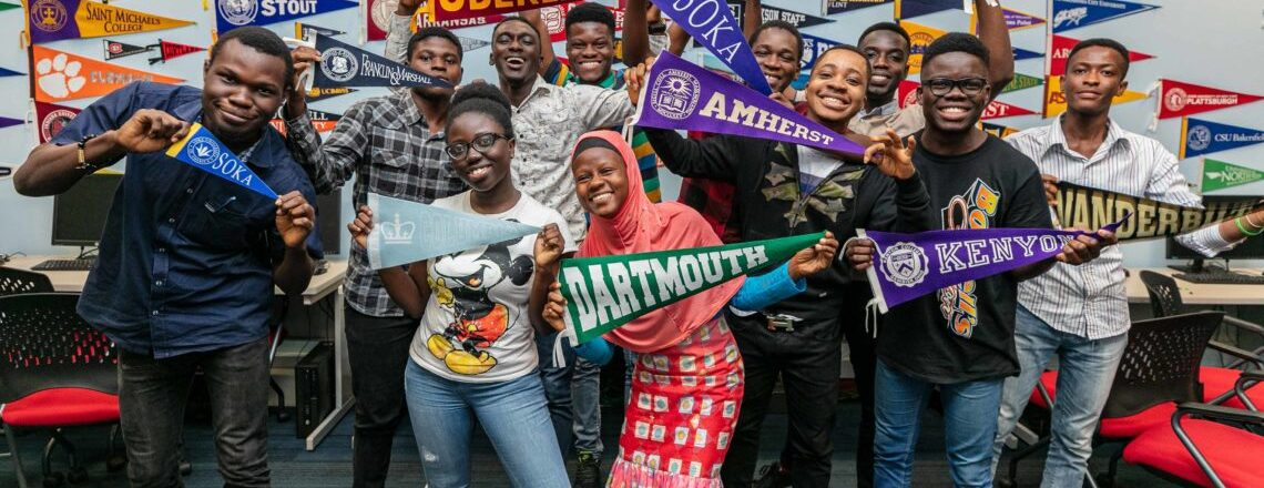 Study in the United States: Ghana Continues Impressive Upward Trend