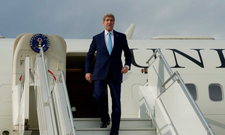 John Kerry, U.S. Secretary of State