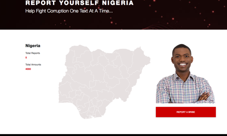 Report Yourself Nigeria Website