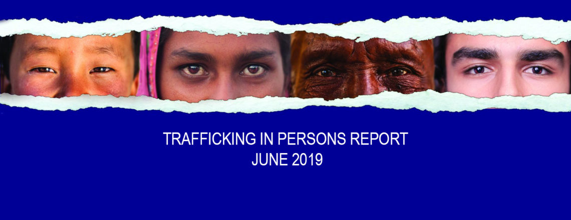 2019 Trafficking in Persons Report: Nigeria