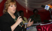 U.S. Deputy Chief of Mission in Nigeria, Kathleen FitzGibbon