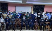 A cross section of the participants during the public health emergency management training in Lagos on Monday 2