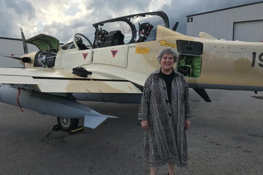 United States Welcomes the Arrival of the A-29 Super Tucanos To Nigeria