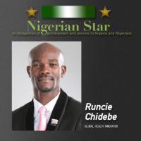 Nigerian Star - Runcie Chidebe