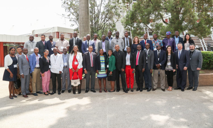 G7 24-7 High Tech Crime Network workshop participants.