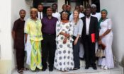 U.S. Embassy Counselor for Public Affairs Aruna Amirthanyagam in Taraba