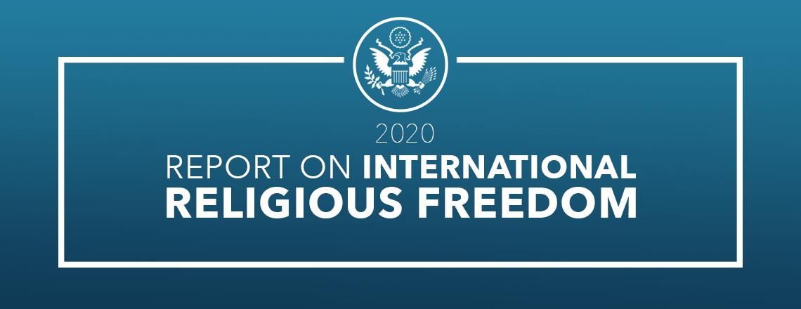 International Religious Freedom Report 2020