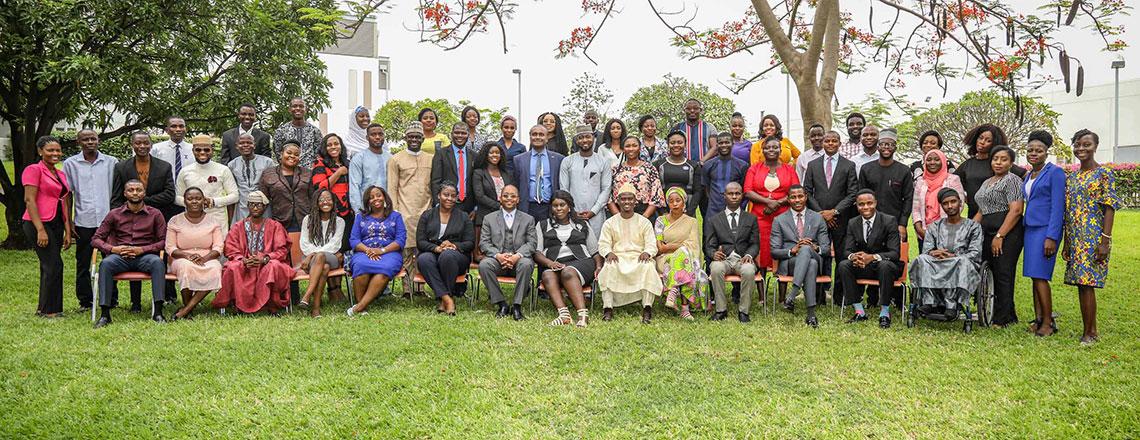 56 Young Nigerians to attend 2019 Mandela Washington Fellowship Program