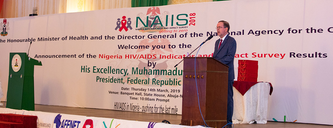 Nigeria HIV/AIDS Indicator and Impact Survey (NAIIS) reveals progress and critical gaps in