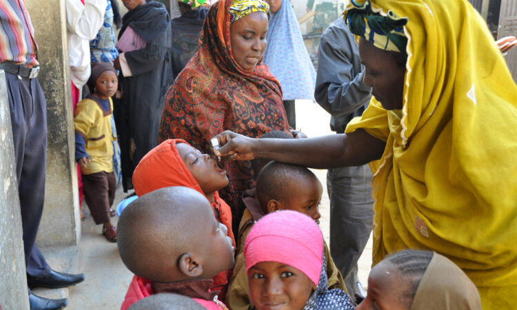 Since 2012, the CDC and USAID have invested approximately $220 million toward Nigeria's polio eradication effort.