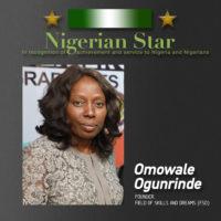 Omowale Ogunrinde