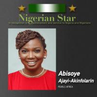 Abisoye Ajayi-Akinfolarin