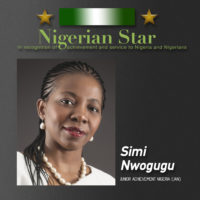 Nigerian Star Simi Nwogugu
