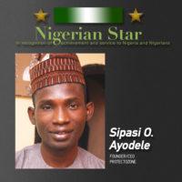Sipasi O Ayodele