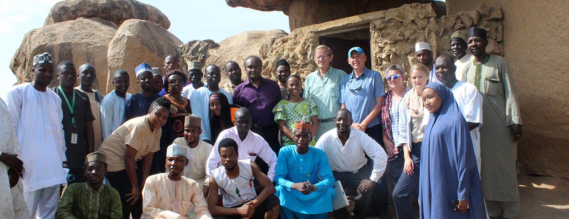 U.S Embassy Promotes Rock Art Preservation in Nigeria