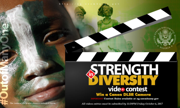 Strength in Diversity Video Contest