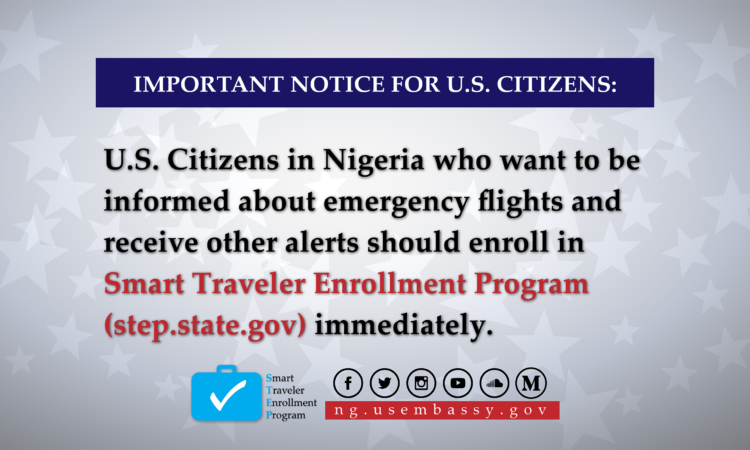 American Citizens Enroll in STEP