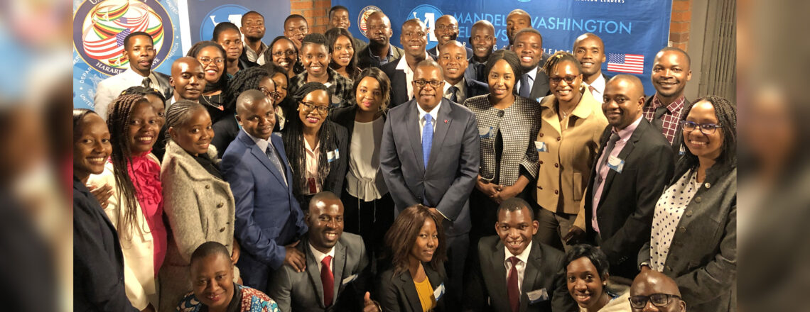 Apply Now for the 2022 Mandela Washington Fellowship for Young African Leaders