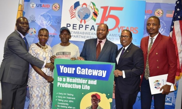 Ambassador @PEPFAR