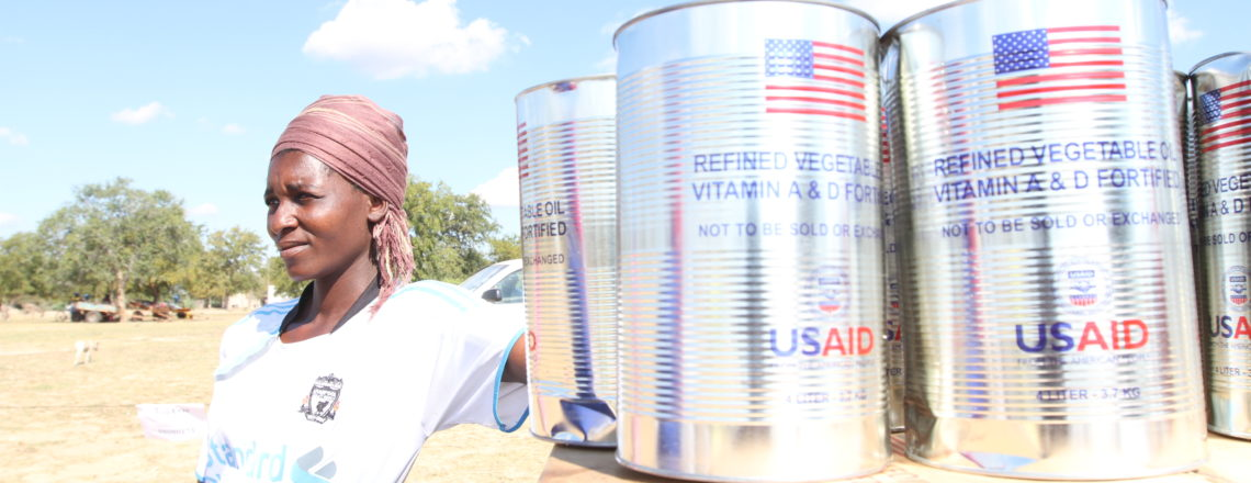 U.S. contributes $60.55 million to the WFP to assist Zimbabwe during the lean season