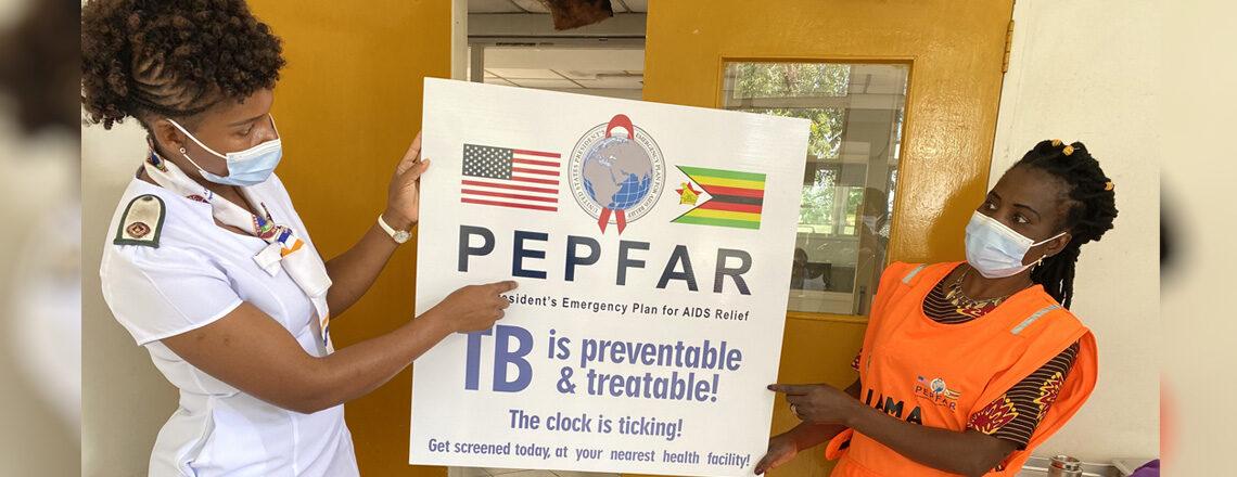 The U.S. and ZNNP+ Announce PEPFAR Heroes Award