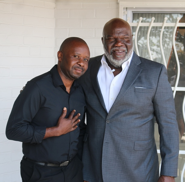 Td Jakes Email