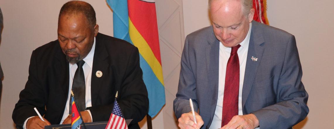 USAID DOAG Signing