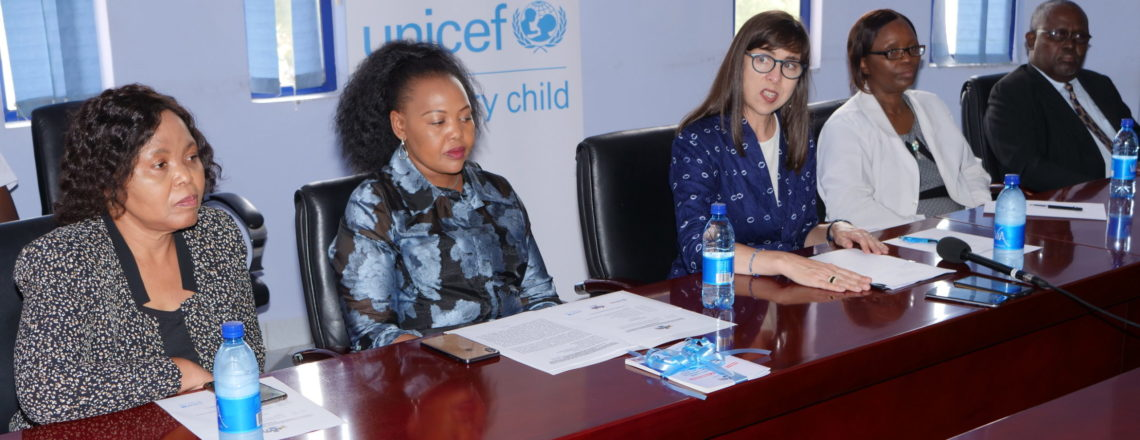 Ambassador Peterson Launches One Stop Centers for Survivors of Gender-Based Violence