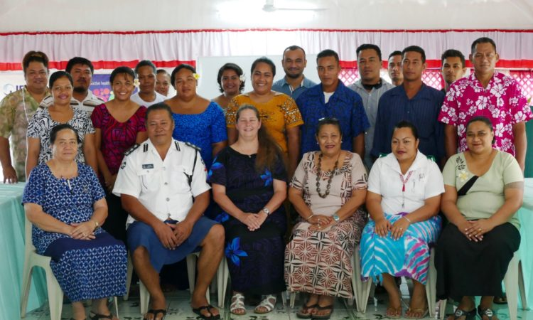 SFHA Training of trainers in Savaii. Photo credit: U.S. Department of State.