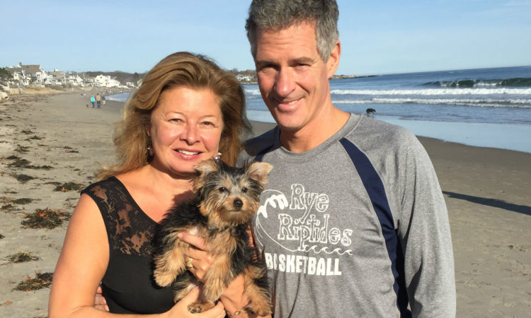 Ambassador-Designate Scott Brown and his wife Gail. Ambassador-Designate Scott Brown.