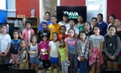 Embassy hosts screening of Disney's Raya and the Last Dragon. Photo credit: U.S. Department of State.
