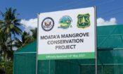 Mangrove Banner