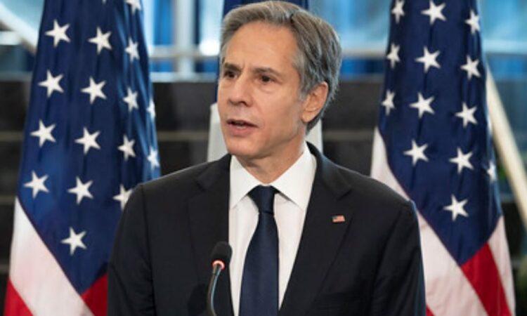 U.S. Secretary of State, Antony J Blinken. Photo credit: U.S. Department of State.
