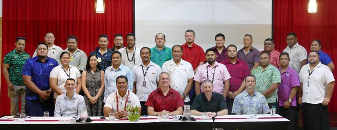 FBI in Samoa to fight cybercrime