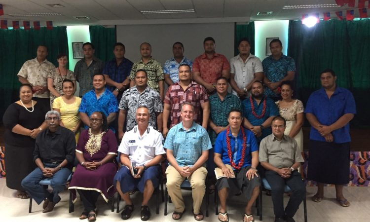 USA and Samoa Continue Drug Demand Reduction Training Partnership. Photo credit: U.S. Department of State.