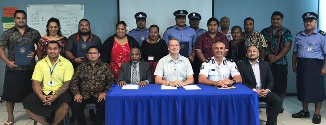 Trainers to provide community support for Drug Reduction