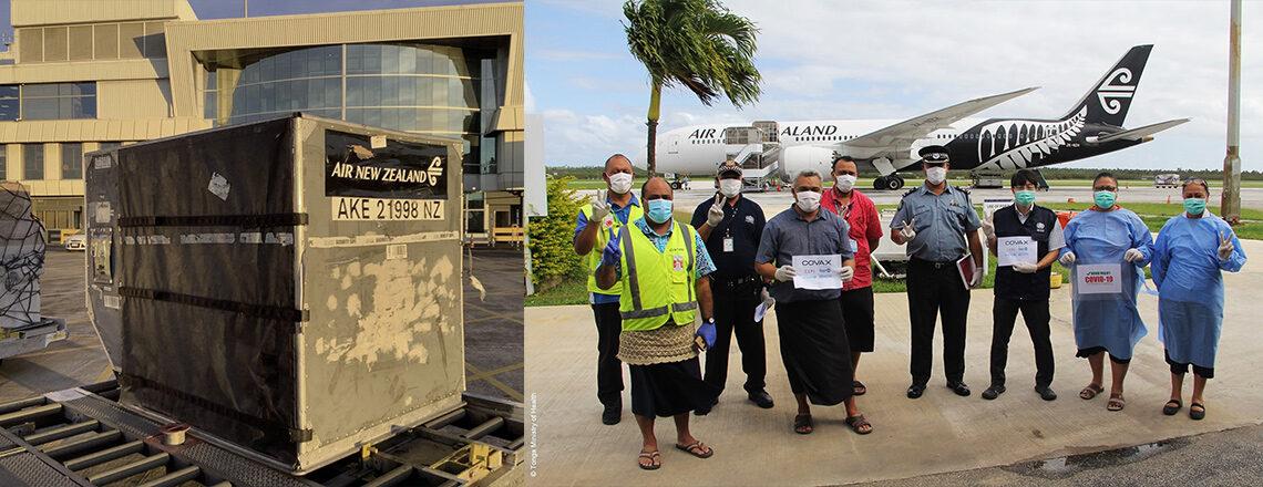 COVAX – USAID Assistance to Samoa