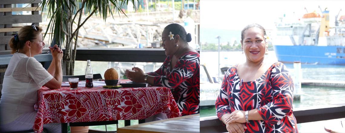 Pacific Women Leaders: Ilalegagana Kenesareta Moananu