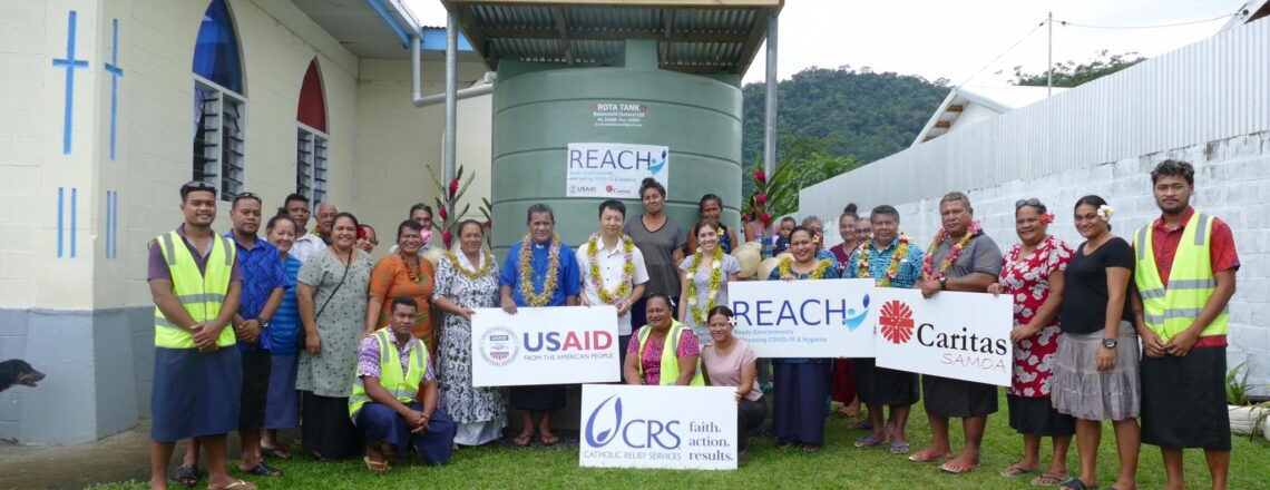 USAID REACH Project Expands Water Access and Strengthens Emergency Response Capacity
