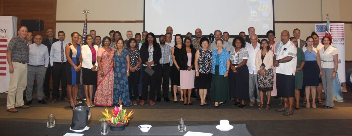 Fiji Forward Focuses on Government Relations